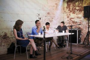 From The Grassroots to the Grand Gesture – Boni Cairncross, JK Anicoche, Sarah Salazar and David Finnigan at The Lock Up